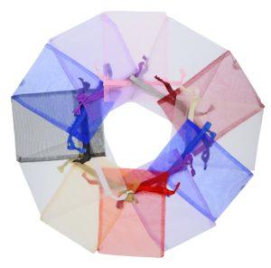 organza zakje 15x20cm mixed colours 2.0