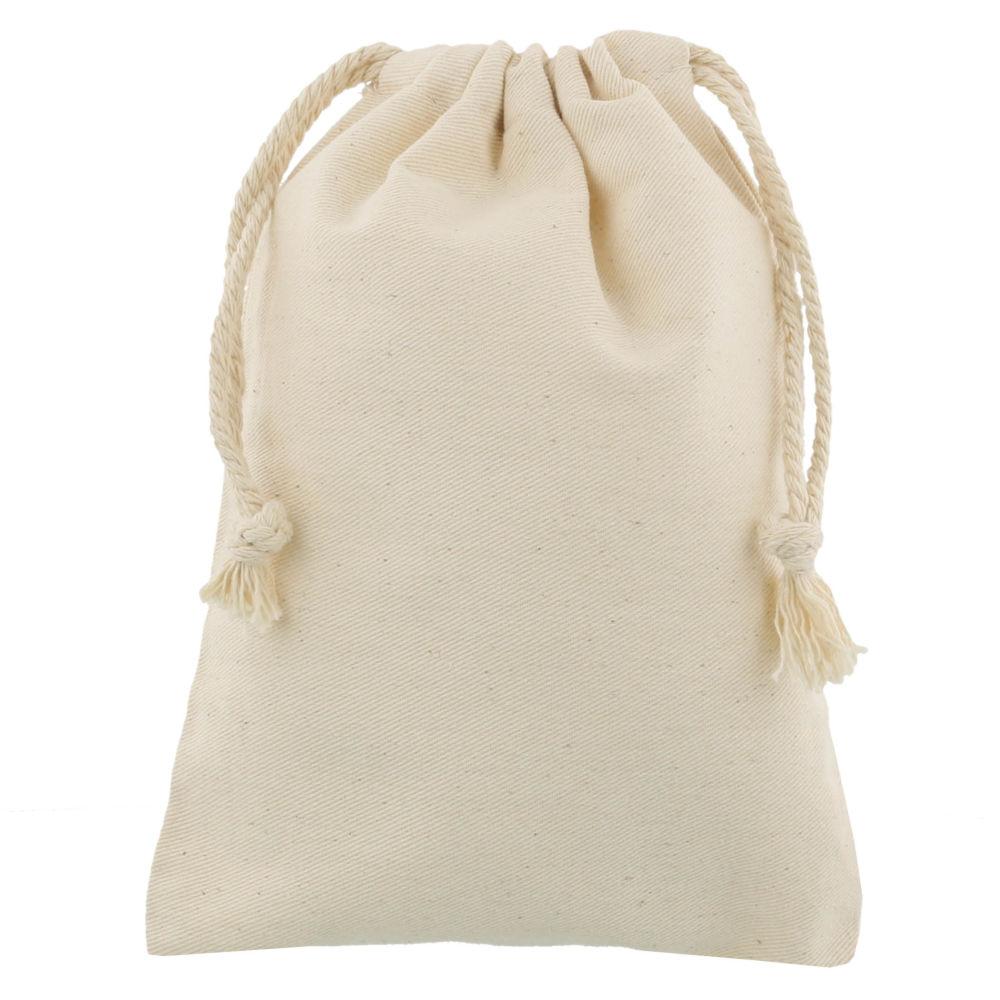 Small cotton drawstring bags - Shingyo