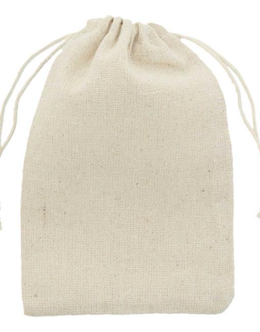 Linen-Cotton bag 10x15cm 2.0
