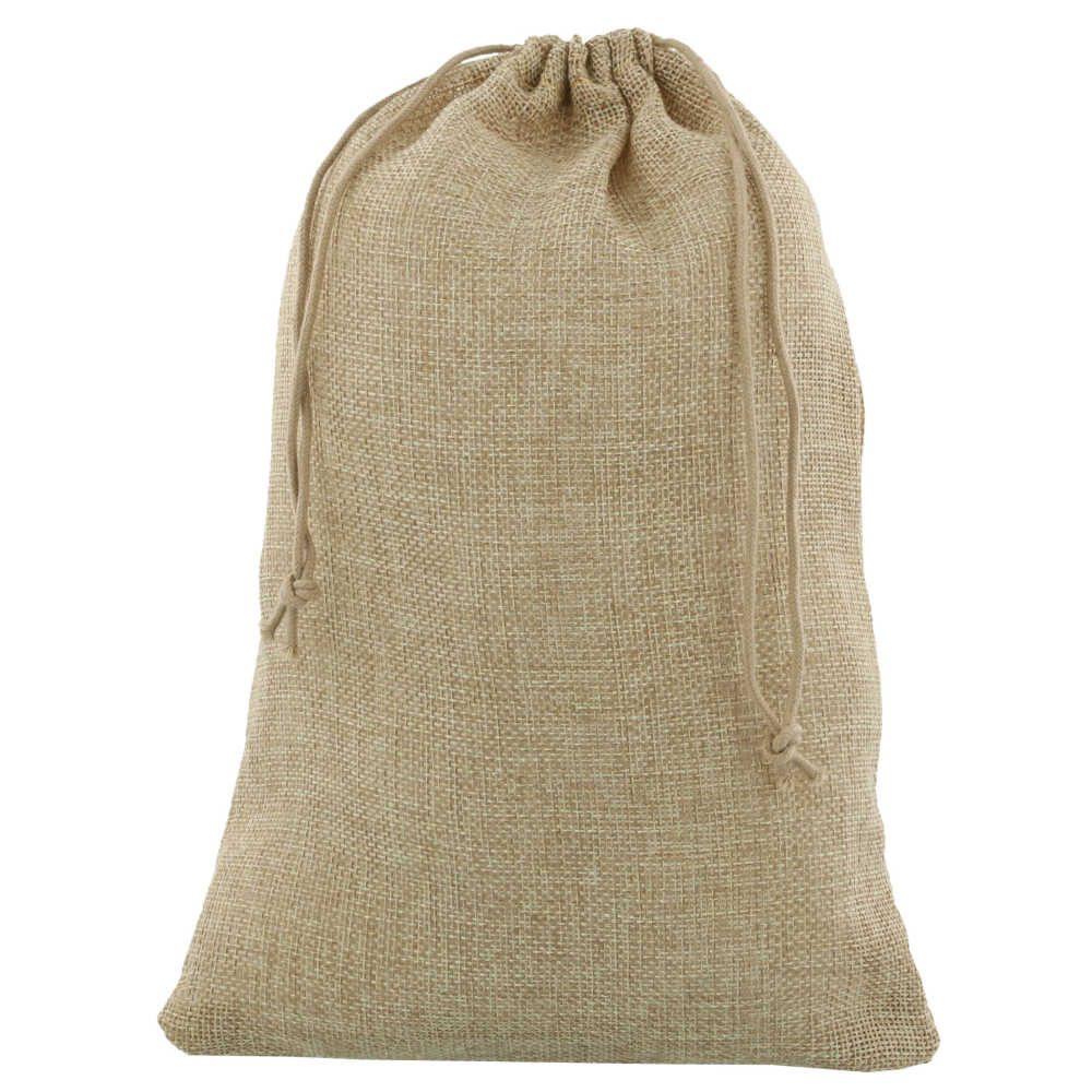 mini jute bag 20x30cm natural 2.0