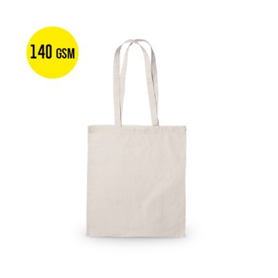 50 pieces Cotton Carrier Bag 140 grams Quality, Size 37x41cm