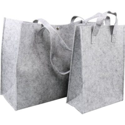10 pieces Felt Bags Choose Your Size