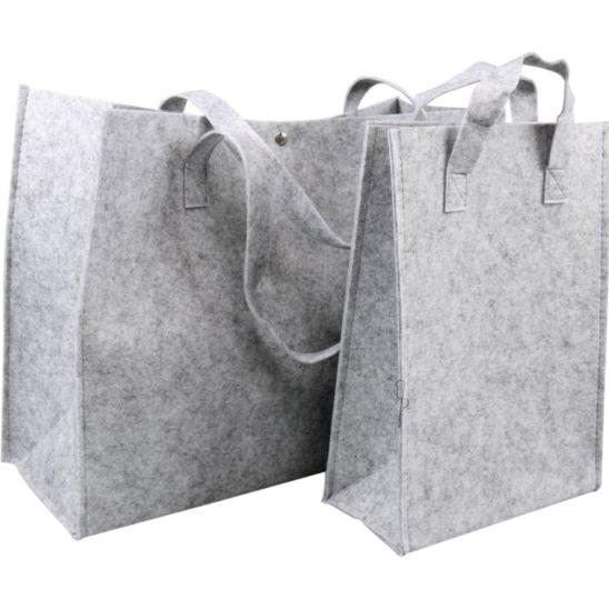 10 pieces Felt Bags Choose Your Size